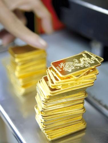 Khó giao dịch vàng SJC mệnh giá nhỏ ảnh 1