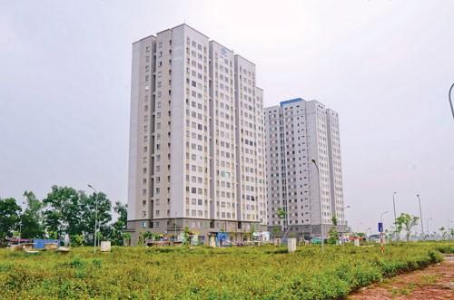 Chất lượng chung cư giá rẻ? (K2): Đói hạ tầng ảnh 1
