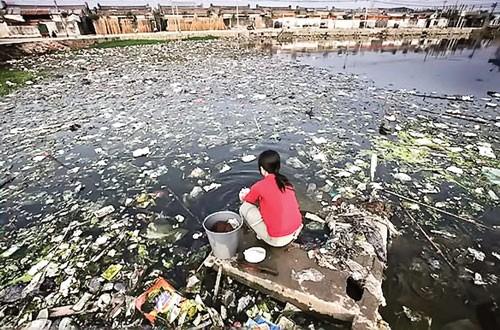 Trung Quốc đầu độc loài người (K3): Địa ngục ô nhiễm ảnh 1