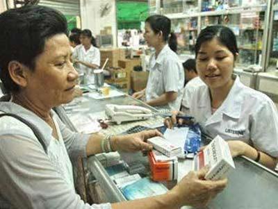Giá thuốc giảm hơn 35% ảnh 1
