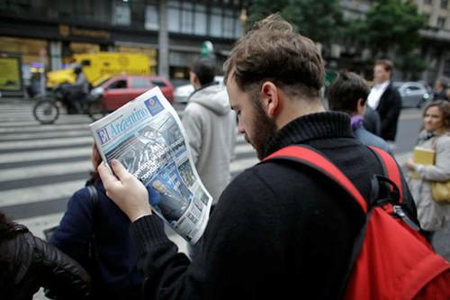 Argentina vỡ nợ? ảnh 1