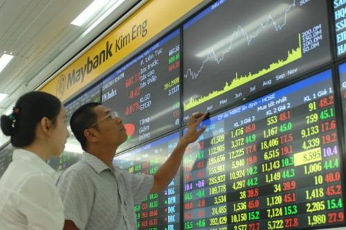 Cổ phiếu kho vận thắng lớn ảnh 1
