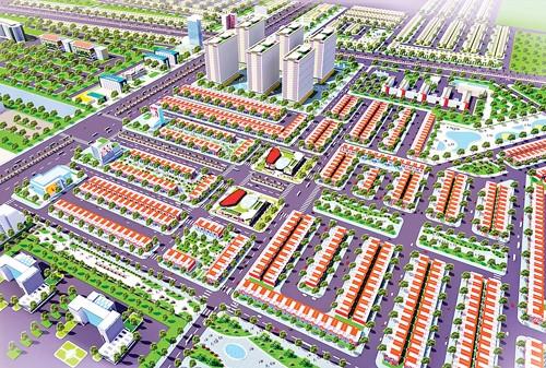Khu đô thị thương mại-dịch vụ The Mall City ảnh 1