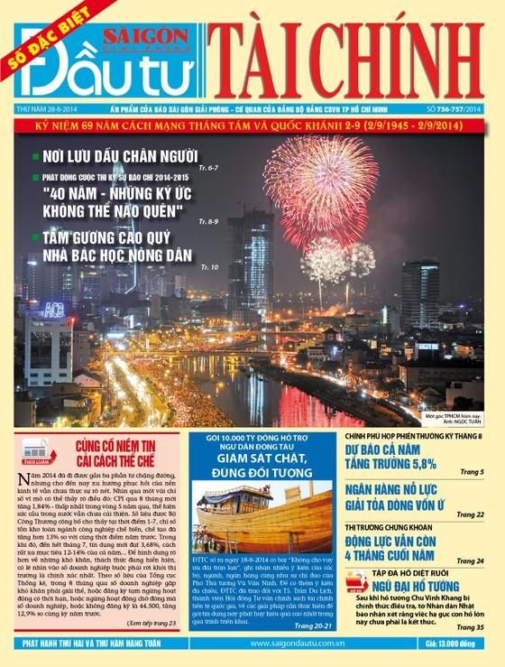 Đón đọc ĐTTC phát hành sáng 28-8-2014 ảnh 1