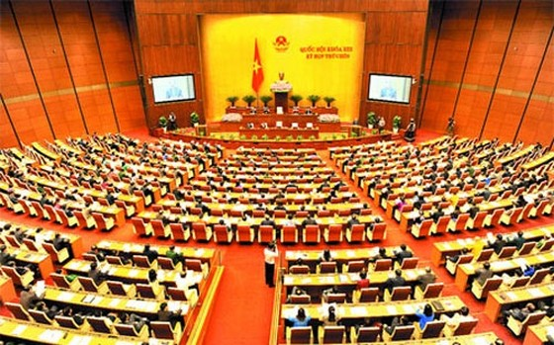 Quốc hội đồng ý ra nghị quyết về hưởng bảo hiểm một lần ảnh 1