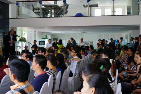 Nam Long nhộn nhịp sự kiện trong tuần qua ảnh 2