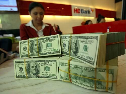 Sóng USD ảnh 1