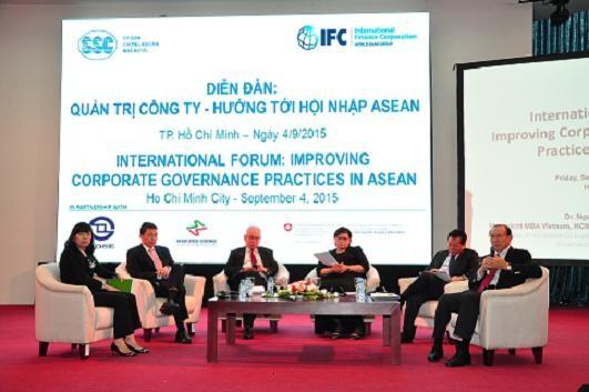 Hội nghị Quản trị công ty khu vực ASEAN ảnh 1