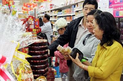 Tăng trưởng ngành tiêu dùng nhanh chững lại ảnh 1