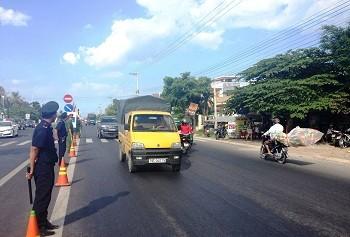 Thông xe dự án Quốc lộ 1A qua tỉnh Khánh Hòa ảnh 1