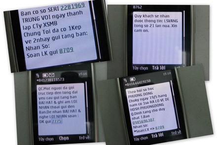 Xử phạt 3 doanh nghiệp phát tán tin nhắn rác ảnh 1
