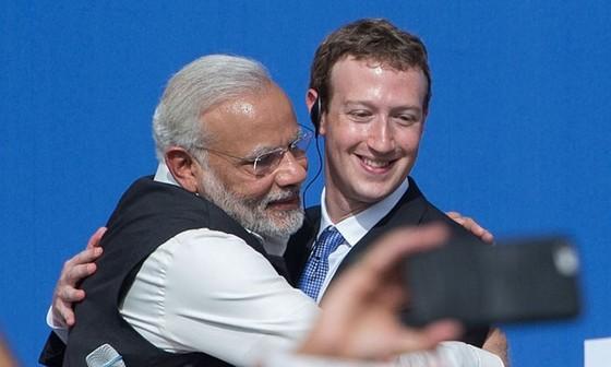 Vì sao thủ tướng Ấn Độ khóc tại trụ sở Facebook? ảnh 1