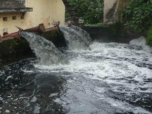 Kiểm tra ô nhiễm nước công trình thủy lợi Hà Nội ảnh 1