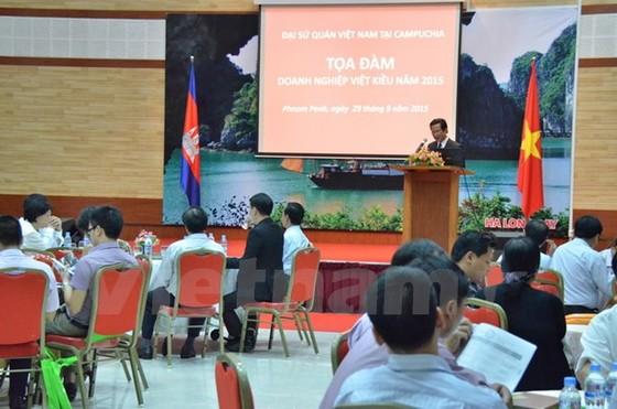 Việt Nam tốp 5 nước đầu tư lớn nhất tại Campuchia ảnh 1
