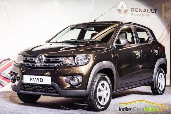 Xe Renault Pháp có giá bằng xe gắn máy SH Việt Nam ảnh 1