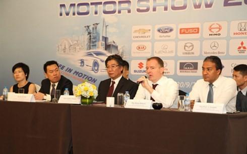 18 thương hiệu hàng đầu dự Triển lãm ô tô Việt Nam ảnh 1