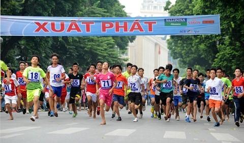 310.000 người tham gia giải chạy Vì Hòa Bình ảnh 5