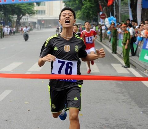 310.000 người tham gia giải chạy Vì Hòa Bình ảnh 4