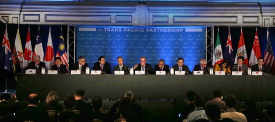 TPP: Việt Nam bước vào sân chơi mới ảnh 1