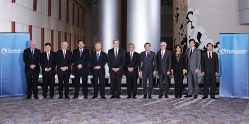 Thế giới phản ứng trái chiều về thỏa thuận TPP ảnh 1