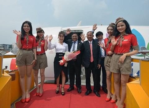 Vietjet khai trương đường bay TPHCM - Myanmar ảnh 2