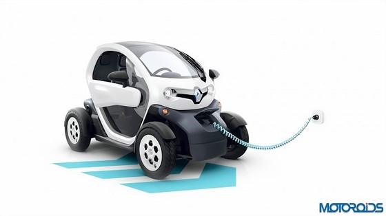 Ô tô điện 2 chỗ ngồi độc đáo của Nissan ảnh 2