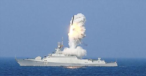 Nga đốt bao tiền phóng 26 tên lửa hành trình? ảnh 1