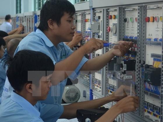 Tăng chất lượng nhân lực: Nhà trường-DN bắt tay ảnh 1