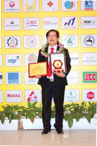 Tôn vinh doanh nhân, doanh nghiệp Việt ảnh 1