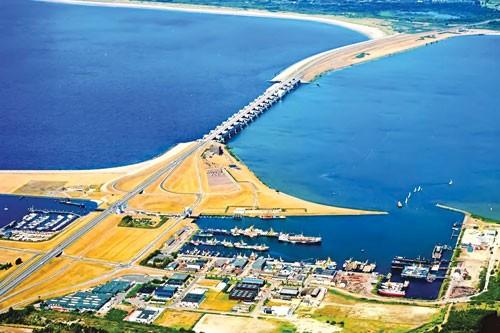 Ứng phó ngập nước đô thị (K4): Hà Lan - Bậc thầy chống ngập ảnh 1