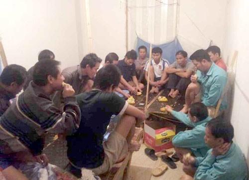 Lao động Việt ở Algeria chỉ mong về nước ảnh 1