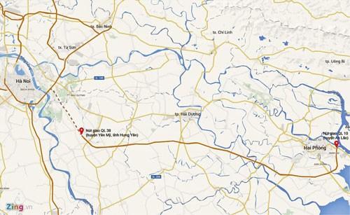 Cao tốc Hà Nội-Hải Phòng hiện đại nhất Việt Nam ảnh 19