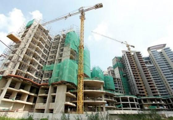 Tồn kho bất động sản giảm ảnh 1