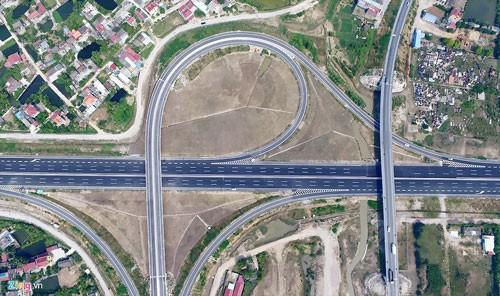 Cao tốc Hà Nội-Hải Phòng hiện đại nhất Việt Nam ảnh 16