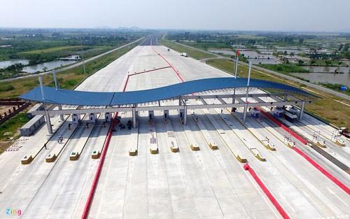 Cao tốc Hà Nội-Hải Phòng hiện đại nhất Việt Nam ảnh 17