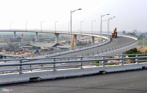 Cao tốc Hà Nội-Hải Phòng hiện đại nhất Việt Nam ảnh 3