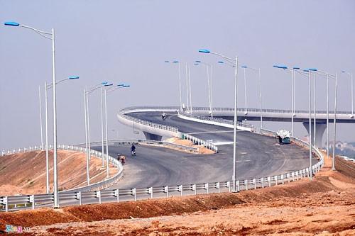 Cao tốc Hà Nội-Hải Phòng hiện đại nhất Việt Nam ảnh 4