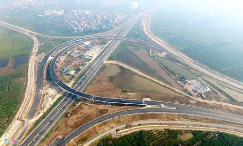Cao tốc Hà Nội-Hải Phòng hiện đại nhất Việt Nam ảnh 2