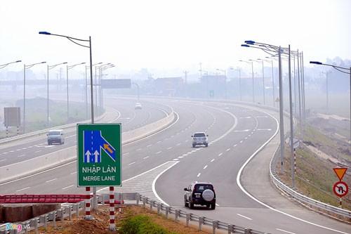 Cao tốc Hà Nội-Hải Phòng hiện đại nhất Việt Nam ảnh 8