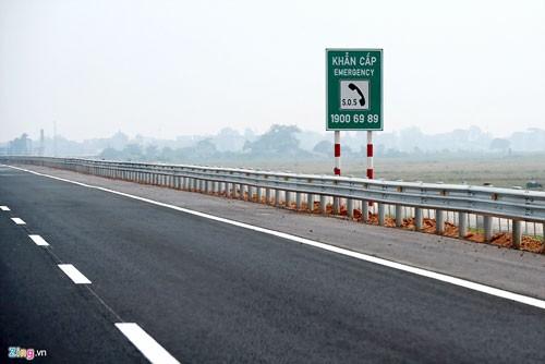Cao tốc Hà Nội-Hải Phòng hiện đại nhất Việt Nam ảnh 11
