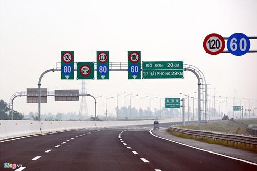 Cao tốc Hà Nội-Hải Phòng hiện đại nhất Việt Nam ảnh 10