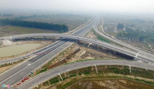 Cao tốc Hà Nội-Hải Phòng hiện đại nhất Việt Nam ảnh 5