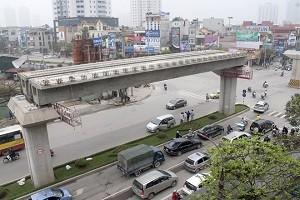 Không lùi tiến độ đường sắt Cát Linh-Hà Đông ảnh 1