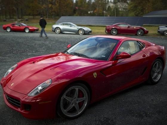 Ferrari IPO tại Phố Wall thu về 10 tỷ USD ảnh 1