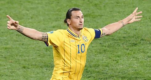 Thụy Điển của Ibrahimovic gặp Đan Mạch ảnh 1