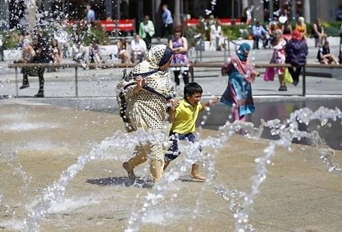 Thế giới trải qua tháng 9 nóng nhất lịch sử ảnh 1