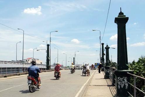 TPHCM mở rộng cầu mới để giữ cầu 90 tuổi ảnh 1