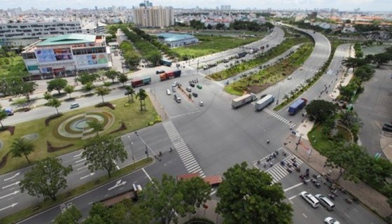 TPHCM: huy động 20.000 tỉ đồng xây cơ sở hạ tầng ảnh 1