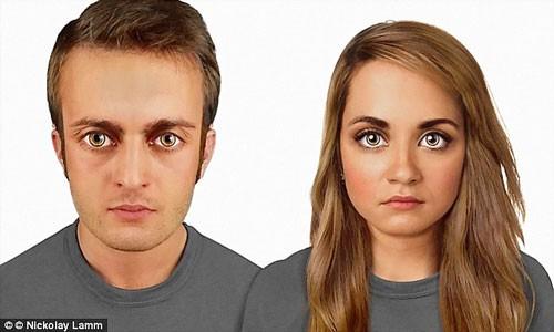 Con người trông như thế nào sau 1.000 năm nữa? ảnh 4