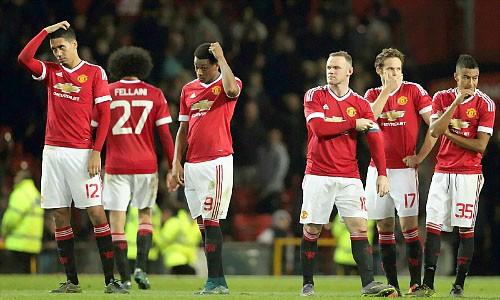 Man Utd gục ngã sau loạt luân lưu ở Cup Liên đoàn ảnh 1